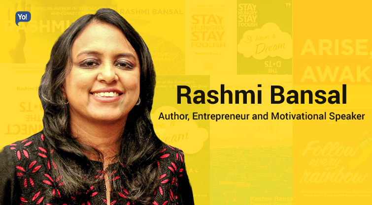Rashmi Bansal, Stay hungry, Stay Foolish