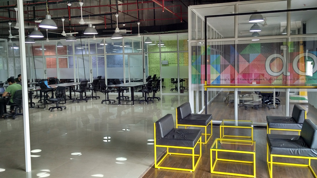 Shared Office Space, Coworking space in Navi Mumbai, 91springboard