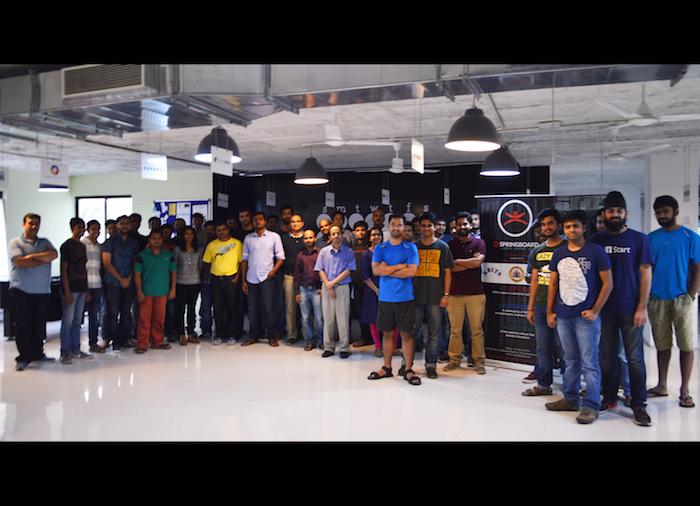 Bangalore startup scholarship